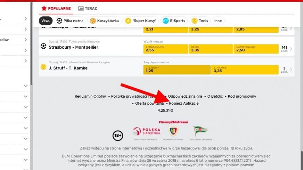 Jak pobrać aplikację mobilną Betclic Polska? [VIDEO]